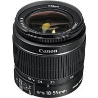 Canon EF-S 18-55mm f/3.5-5.6 IS II Auto Focus Lens - U.S....
