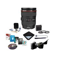 Canon EF 24-105mm f/4L IS USM AF Wide Angle Telephoto Zoo...