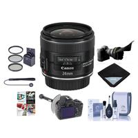 Canon EF 24mm f/2.8 IS USM Wide Angle Lens USA Warranty -...