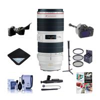 Canon EF 70-200mm f/2.8L IS II USM AutoFocus Telephoto Zo...