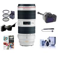 Canon EF 70-200mm f/2.8L IS II USM AF Telephoto Zoom Lens...