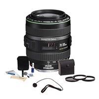 Canon EF 70-300mm f/4.5-5.6 DO IS USM Autofocus Lens Kit,...