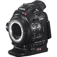 Canon EOS C100 Cinema Camcorder Body with Dual Pixel CMOS...