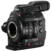 Canon EOS C300 Mark II Cinema Camcorder Body, EF Mount