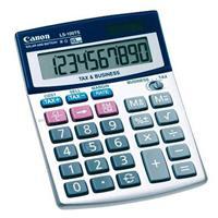 Canon LS-100TS 10-Digit Desktop Display Calculator