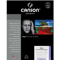 CANSON Rag Photographique Smooth Matte Paper, 210gsm, 12....