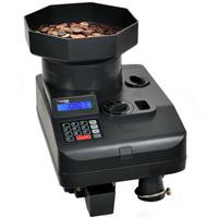 Cassida C850 Coin Counter/Off-Sorter/Wrapper, Up to 1900 ...