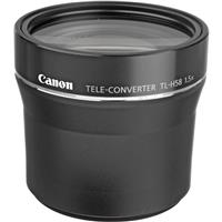 Canon TL-H58 1.5x Tele Converter for High Definition Camc...