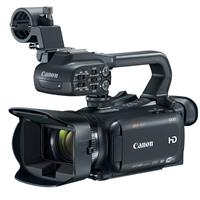 "Canon XA35 HD Camcorder- 20x, Wi-Fi, 3.5"" OLED, Dual SD, Dual XLR, Slow Motion, SDI"