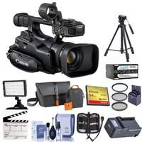 Canon XF-100 High Definition Professional Camcorder, - Bu...