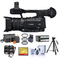 Canon XF205 High Definition Pro 1080p Camcorder 20x Optic...