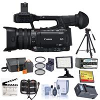 Canon XF205 High Definition Professional 1080p Camcorder,...