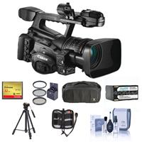 Canon XF-305 High Definition Pro Camcorder, 18x HD L-Seri...