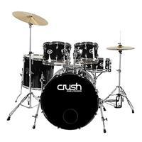 "Alpha 5 Piece Complete Drumset, Includes 22x18"" Bass Drum..."