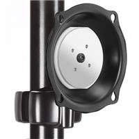 Chief JPPV Medium Pivot/Tilt Pole Mount, VESA 400x200, Black