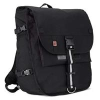 Chrome Warsaw 2.0 Extra-Large Messenger Backpack, Black