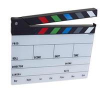 Cavision SSN2818C Professional Production Slate with Colo...
