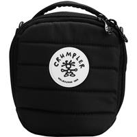 Crumpler Pleasure Dome Small Camera Shoulder Bag, Black