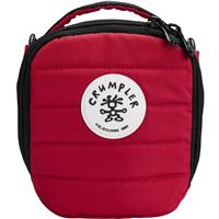 Crumpler Pleasure Dome Small Camera Shoulder Bag, Red