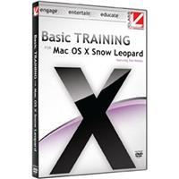 Class On Demand Basic Training for Apple Mac OS X Snow Le...