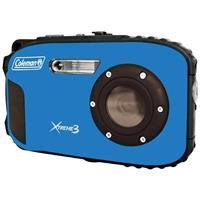 Coleman Xtreme3 C9WP 20MP Waterproof and Dust-Proof Digit...