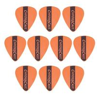 Durapicks Delrin Guitar Pick, Light (0.60mm), 10 Pack, Or...