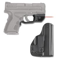 Crimson Trace LaserGuard Red Laser Sight and Ambidextrous...