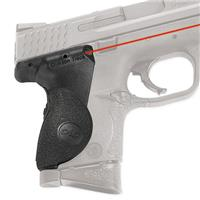 Crimson Trace Polymer LaserGrip Red Laser Sight with Rear...