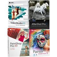 Corel Digital Creative Suite Photo Essentials Software Ki...