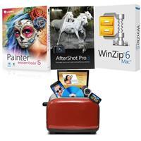 Corel Mac Photo Essentials Software Kit, Includes AfterSh...