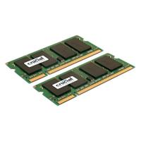 Crucial 8GB (2x4GB) DDR2 SODIMM Memory Upgrade Kit for No...
