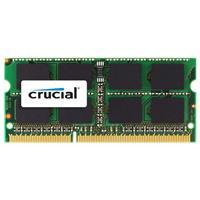 Crucial 2GB 204-pin SODIMM DDR3 PC3-10600 Memory Module f...