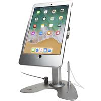 CTA Dual Security Kiosk Stand with Locking Case and Cable...