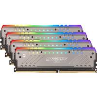 Ballistix Tactical Tracer RGB 64GB Memory Kit (4x16GB), D...