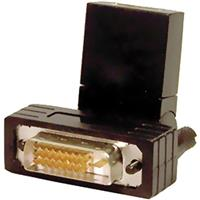 COMPREHENSIVE Swivel HDMI Jack to DVI-D Male Adapter