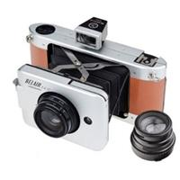 Lomography Belair Deluxe Kit, Includes X 6-12 Jetsetter C...