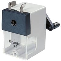 Dahle Professional Rotary Pencil Sharpener, Ground Fluted...