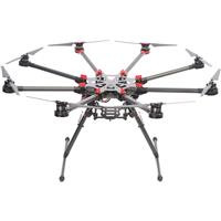 Spreading Wings S1000+ Octocopter, Supports A2 and WooKon...