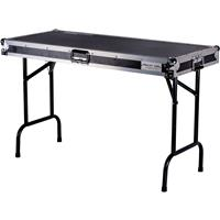 "Fly Drive Case Universal Fold Out DJ Table 48"" x 21"" x 30"""