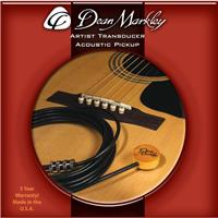 """Dean Markley Artist Transducer Acoustic Pickup with 1/4"""" ..."""