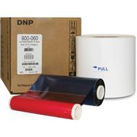 """DNP 6x8"""" Compatible Media for Kodak 6800/6850 Printers, 1..."""