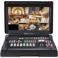 Datavideo HS-1300 6-Channel HD Portable Video Streaming S...