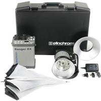Elinchrom Ranger RX 1100ws Battery Operated Power Pack Kit