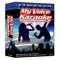 E Media My Voice Karaoke Vocal Removal Software, Windows ...