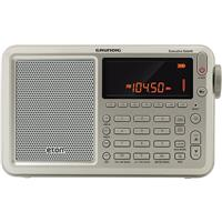 Eton Grundig Executive Satellit Radio with AM/FM/LW/Short...