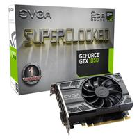 EVGA GeForce GTX 1050 SC 2GB Gaming Graphics Card, GDDR5,...