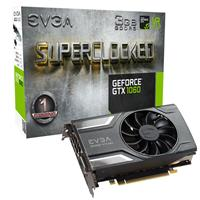 Evga Geforce GTX 1060 SC 3GB 1607MHZ Gaming Graphics Card