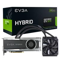 EVGA GeForce GTX 1070 8GB Hybrid Gaming Graphics Card, GD...