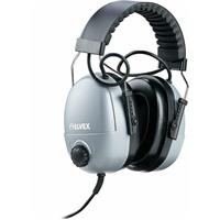 Elvex Com-610 Plug-In Receiver Earmuff with 3.5mm Stereo ...