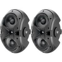 "ELECTRO-VOICE EVID 6.2T Dual 6"" Two-Way Surface-Mount Lou..."